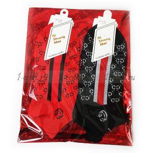 Носки женские GUCCIr  2 пары