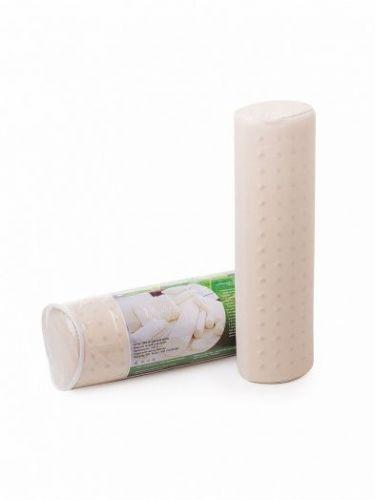 Латексная подушка-валик M, 14х50 см
