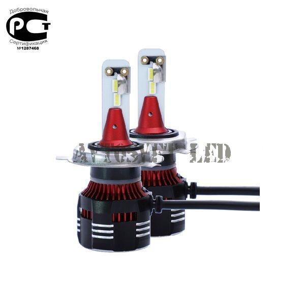Лампы светодиодные H4 серия ASQ7
