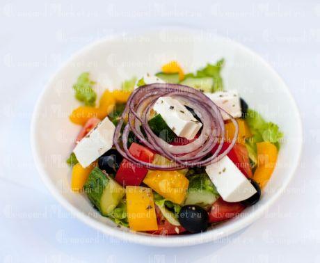 Мини салат «Греческий»
