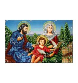 Dana DANA-2435. Святое Семейство схема для вышивки бисером купить оптом в магазине Золотая Игла