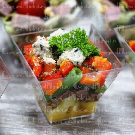 Мини-салат «Де Поло»