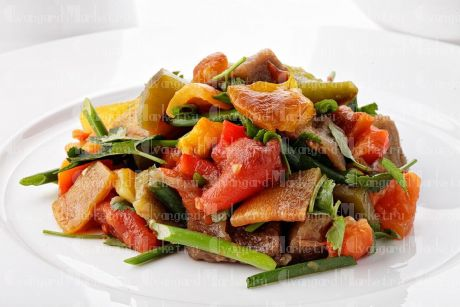 «Вегетарианские страсти»
