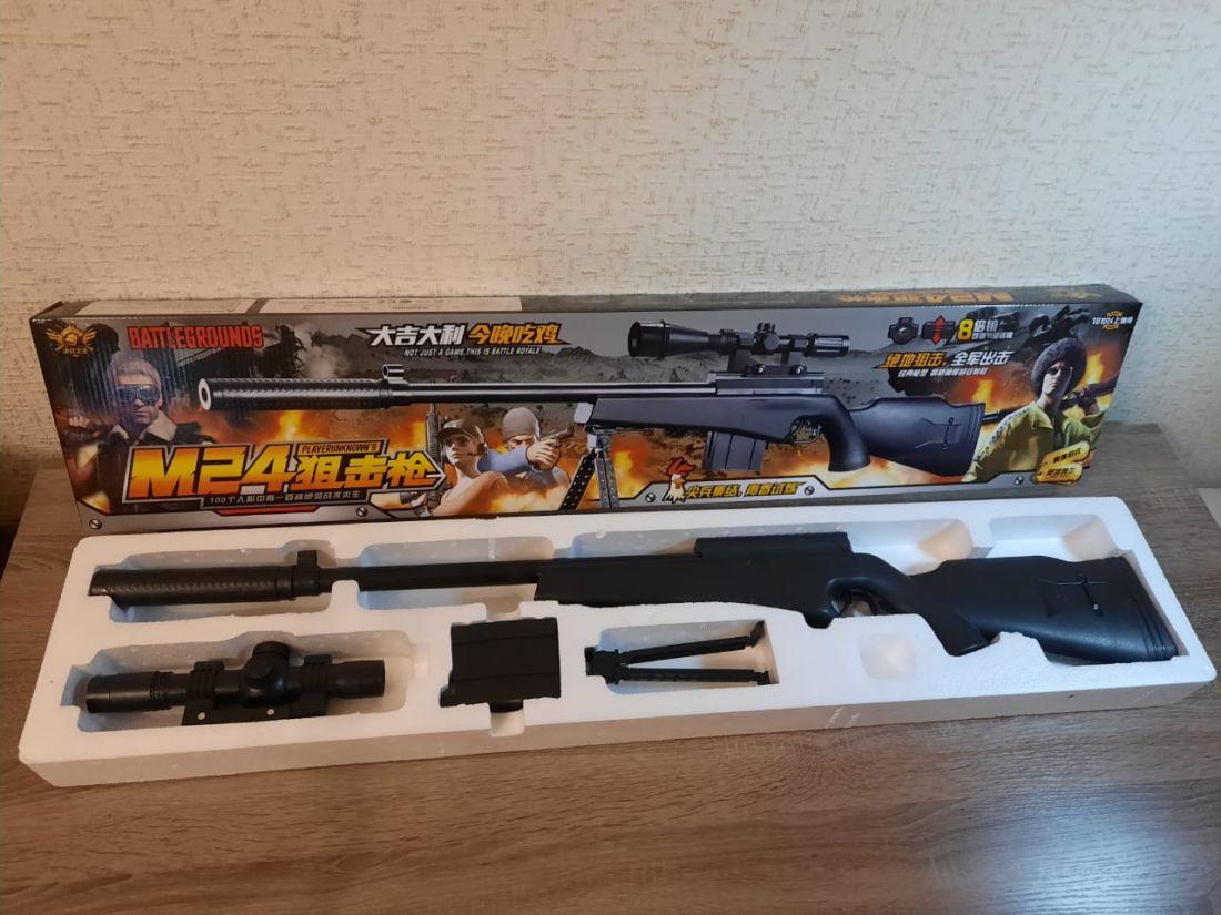 Снайперская винтовка М-24