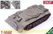 Т-55БЗ(Бульдозер)