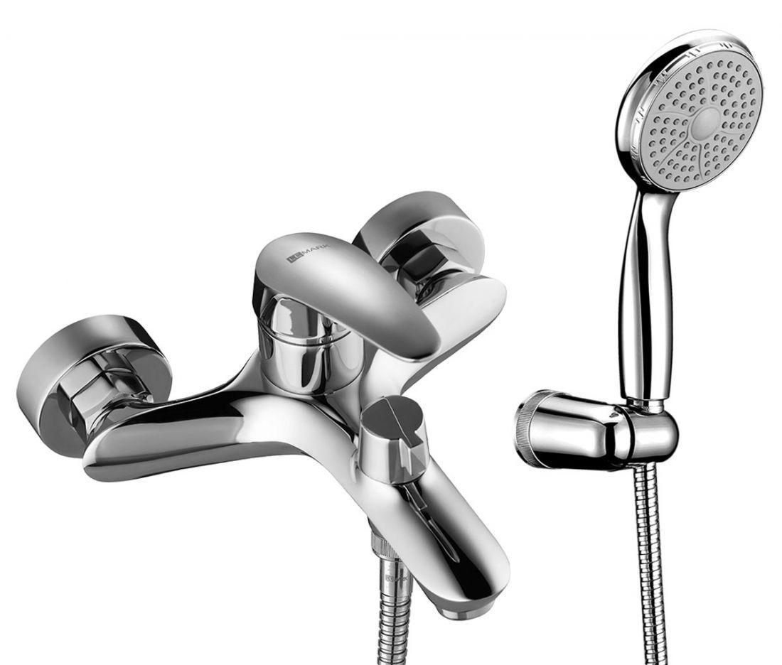 Смеситель Lemark Linara для ванны с коротким изливом
