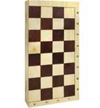 Настольная игра Шашки деревянные с доской