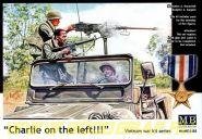 Фигуры Чарли слева!!! Война во Вьетнаме