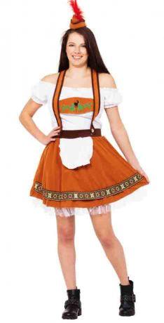 Платье Немка из Бара