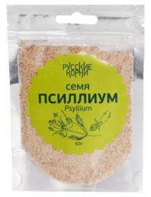 Псиллиум (шелуха семени подорожника) 50 гр.