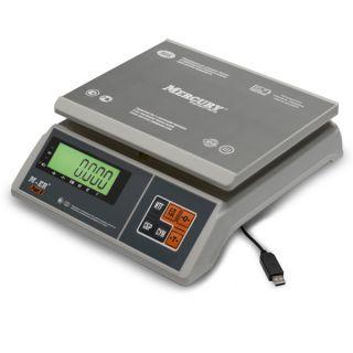 """Фасовочные настольные весы M-ER 326 AFU """"Post II"""" USB-COM"""