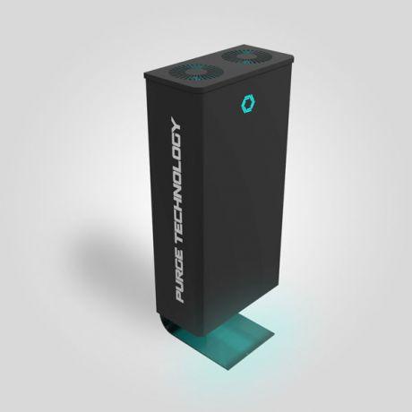 Рециркулятор Purge Technology «Турбо» (черный)