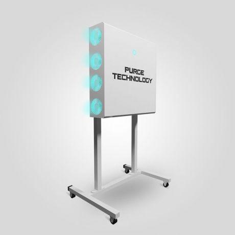 Рециркулятор Purge Technology Квадро (Белый)