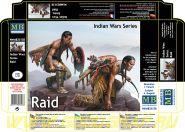Фигуры, Серия Индейских войн. Рейд