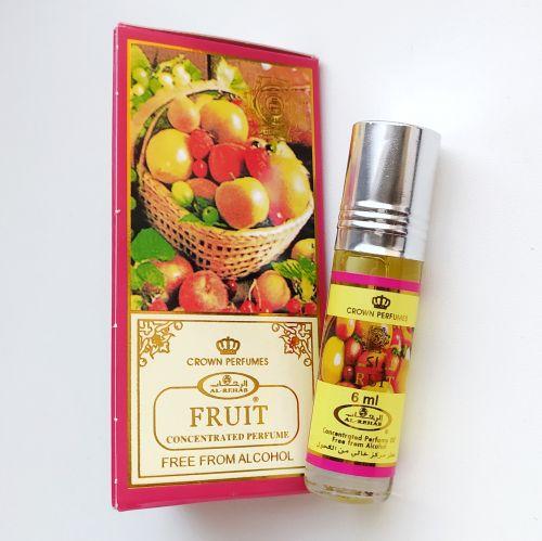 Арабские масляные духи Fruit | Фрукты | 6 мл | Al-Rehab | Унисекс