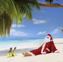 Рождество на острове - отдушка косметическая. (реплика США)