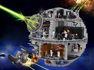 Конструктор LION KING/LEPIN Звезда Смерти 180009 (Аналог LEGO Star Wars 75159) 3818 деталей