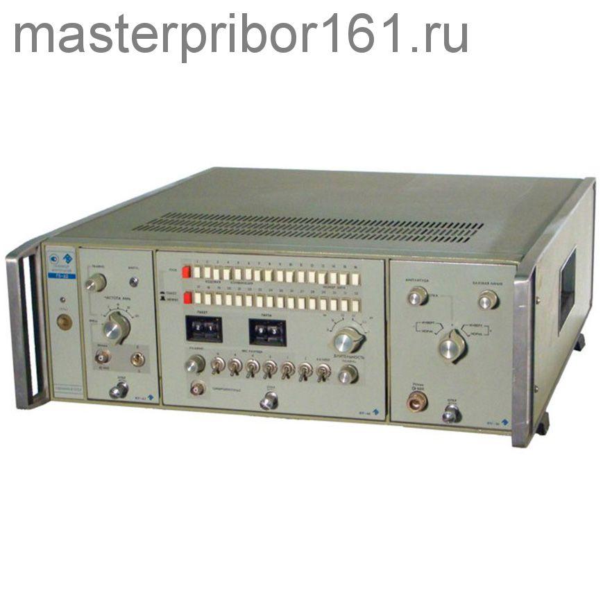 Г5-62  Генератор импульсов