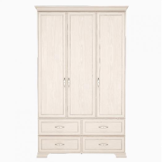 """Шкаф для одежды с ящиками """"Венеция"""" 3-дверный мод. 1"""
