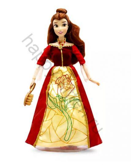 Поющая кукла Бель в светящемся платье