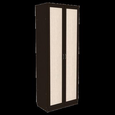 Шкаф для белья с полками арт. 102 (венге)