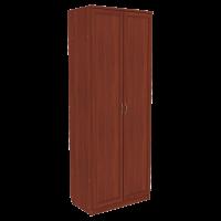Шкаф для белья с полками арт. 102 (итальянский орех)