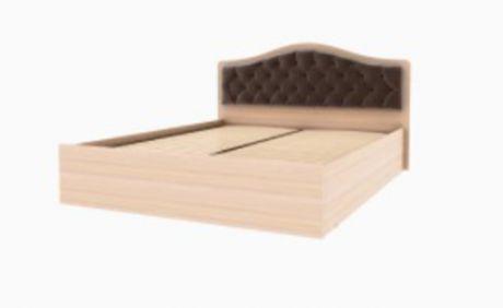 Кровать Дели каркас (1,6) с ортопедическим основанием на опорах