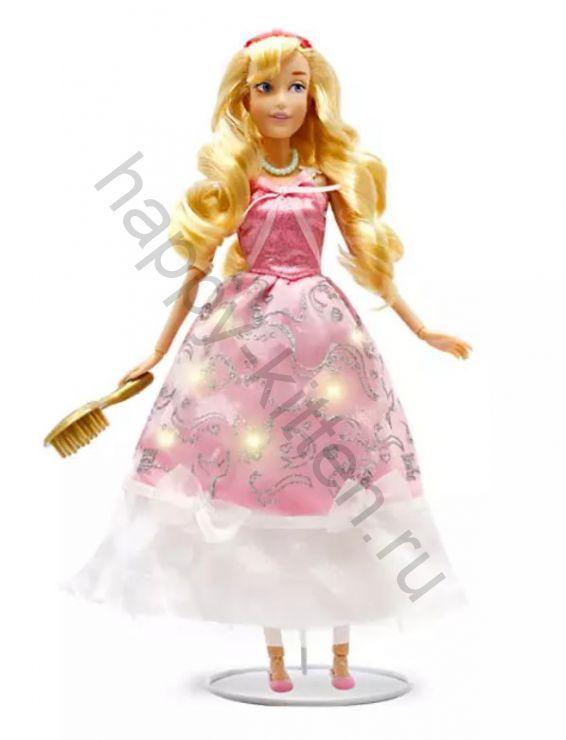 Музыкальная кукла Золушка в светящемся платье