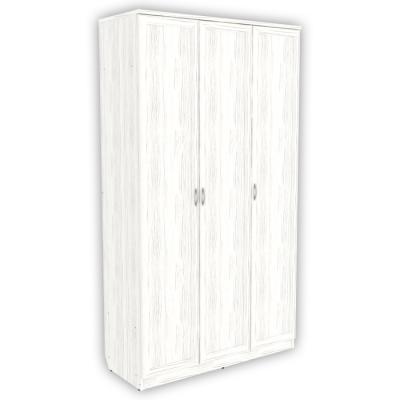 Шкаф для белья 3-х дверный арт. 106 (арктика)