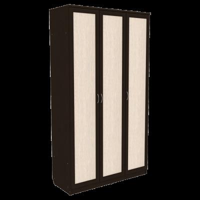 Шкаф для белья 3-х дверный арт. 106 (венге)