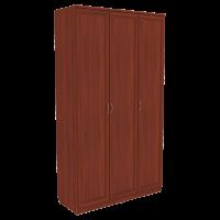 Шкаф для белья 3-х дверный арт. 106 (итальянский орех)