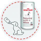Молочные смеси для щенков