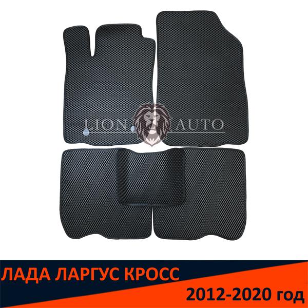 EVA коврики на ЛАДА ЛАРГУС КРОСС (2012-2020г)