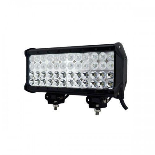 Четырёхрядная светодиодная LED балка комбинированного свечения - 144W CREE
