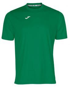 Футболка игровая Joma Combi (зеленая)