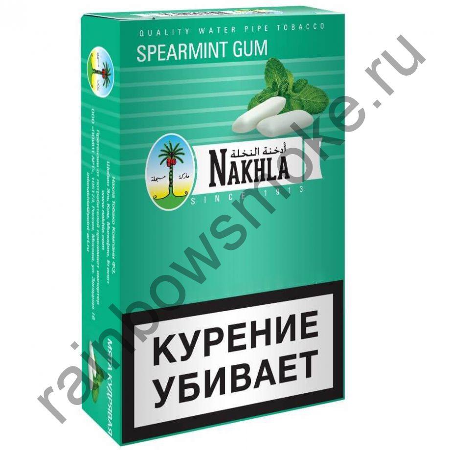 Nakhla New 50 гр - Spearmint Gum (Мятная Жвачка)