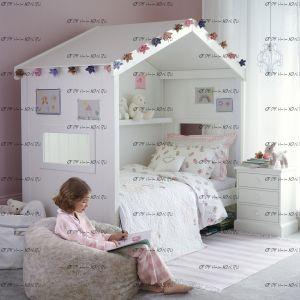 Кровать Домик №KV