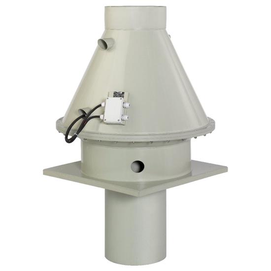 Вентилятор для агрессивных сред DVP 400D4-8-L