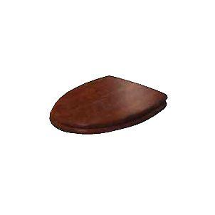 """Стульчак цвета """"орех"""" для унитаза Cezares Primo деревянный ФОТО"""