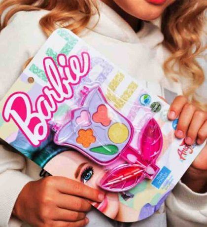 Детская декоративная косметика  Цветок