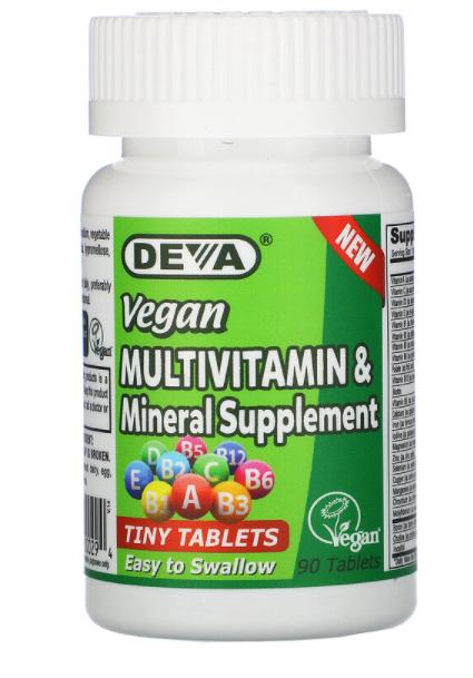 Deva multivitamin & Mineral 90 табл