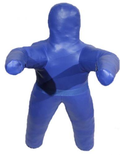 Манекен двуногий для борьбы 80 см, 10-15 кг, кожзаменитель