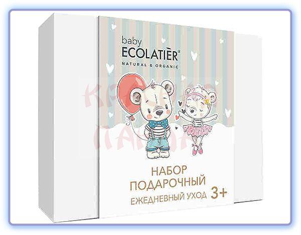 Подарочный набор Ecolatier Pure Baby 3+