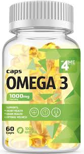 4Me Nutrition Omega 3 1000 мг (60 капсул)