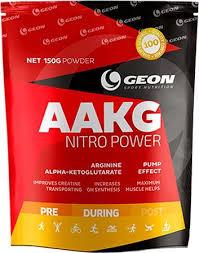 GEON AAKG Nitro Power 150 гр (25 порций)