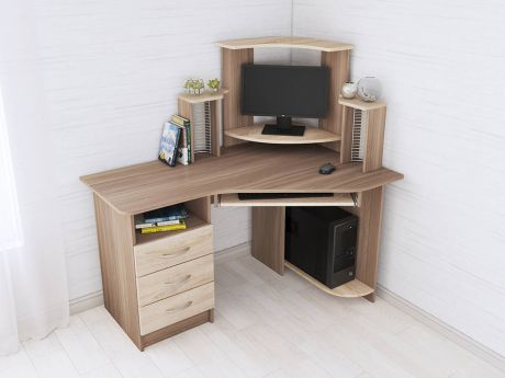 Стол компьютерный Грета-7