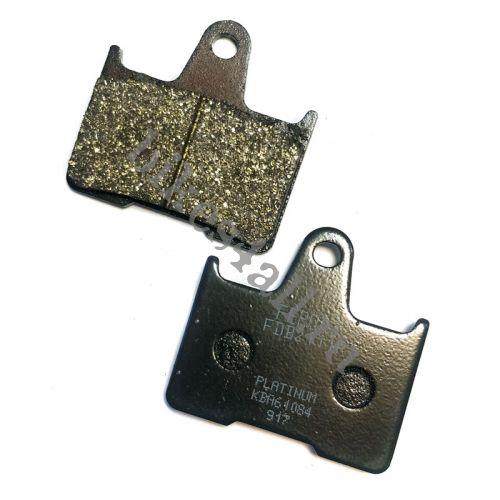 Колодки тормозные задние Ferodo для Honda CB400 VTEC 99-03 / CB1300 / X4 97-07