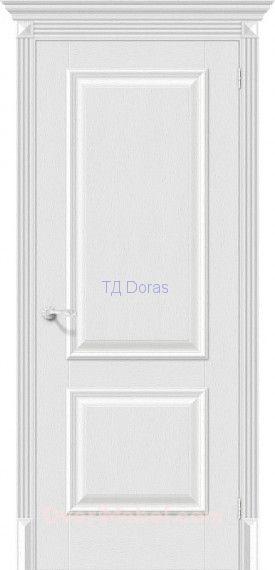 Дверь глухая Классико-12 Virgin