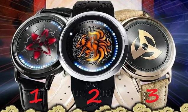 Аниме часы Naruto Наруто