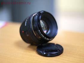 Объектив Canon EF 50mm F1.4 б/у